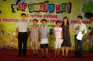 Mingoville-FPT contest winners