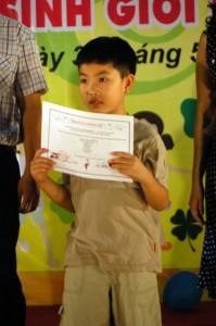Mingoville-FPT contest winner