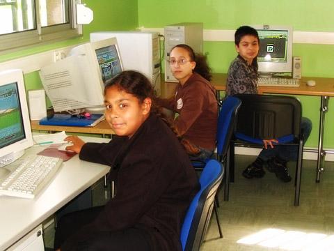 Interactive English course